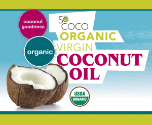 So'Coco Coconut Oil